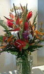 Honor Your Loved Ones with Tropical Flowers