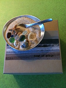 "The ""Bowl of Ocean"" gift set"